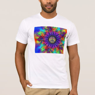 """""""Give peace a chance"""" T-Shirt"""