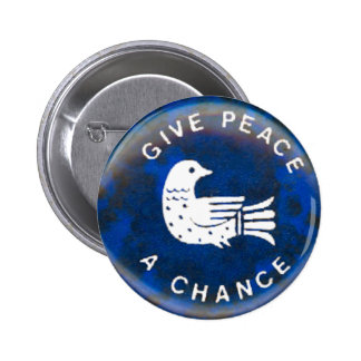 Give Peace - Button