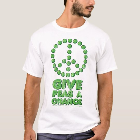 Give Peas A Chance (vintage) T-Shirt