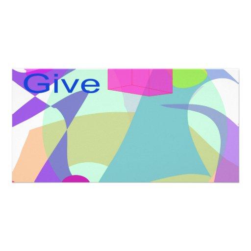 Give Photo Card