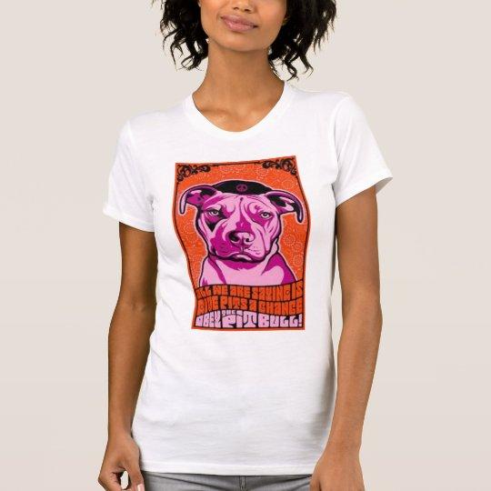 Give Pits a Chance T-Shirt