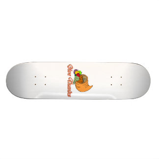 Give Thanks Cornucopia Skateboards