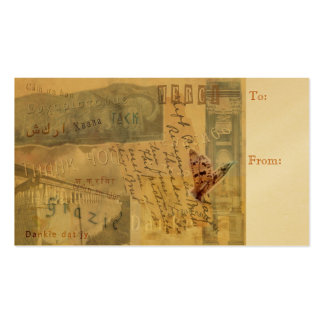 Give Thanks for Thanksgiving Pack Of Standard Business Cards