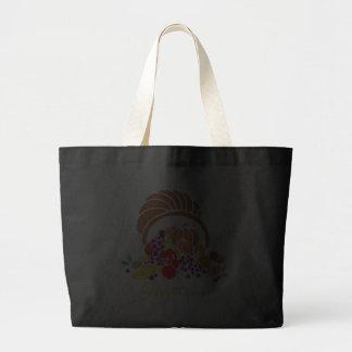 Give Thanks - Horn of Plenty Bag