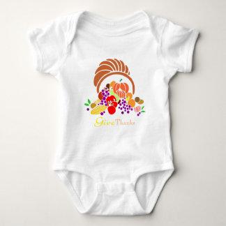 Give Thanks - Horn of Plenty Infant Creeper