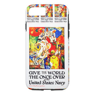 Give The World The Once Over iPhone 7 Case