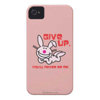 Give Up iPhone 4 Case-Mate Case