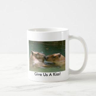 Give Us A Kiss Mug