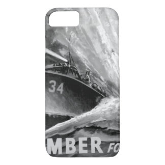 Give us LUMBER for more PT's_War image iPhone 7 Case