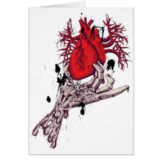 Give You My Heart Greeting Card