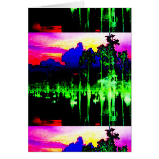 Giveaway Return+Gifts Abstract Photography Digital Card
