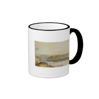 Givet from the North, c.1839 Coffee Mugs