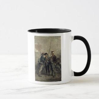 Giving the Order, 24th February 1848 Mug