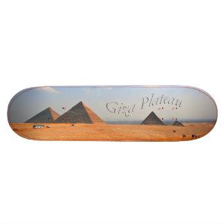Giza Plateau Custom Skate Board