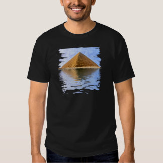 Giza Pyramid of Egypt T Shirt