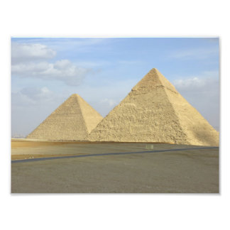Giza Pyramids Photo