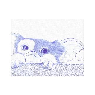 Gizmo Canvas Prints