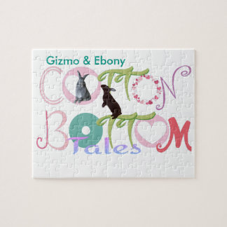 Gizmo & Ebony Cotton Bottom Tales Puzzle