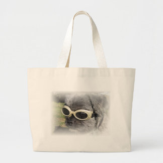 Gizmo the Dog that Helps others Canvas Bag
