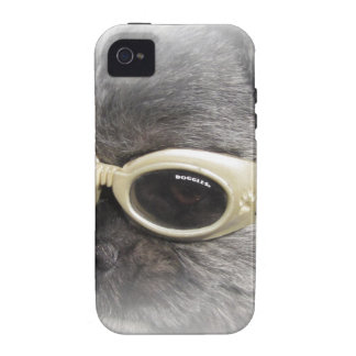 Gizmo the Dog that Helps others Case-Mate iPhone 4 Cases