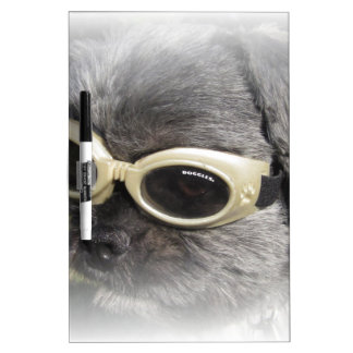Gizmo the Dog that Helps others Dry Erase Whiteboards