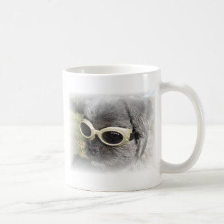 Gizmo the Dog that Helps others Coffee Mugs
