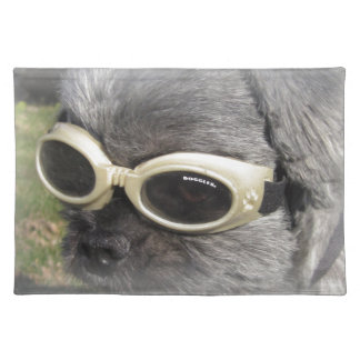 Gizmo the Dog that Helps others Placemats