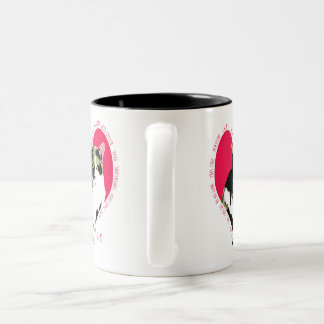 Gizmo Two-Tone Coffee Mug