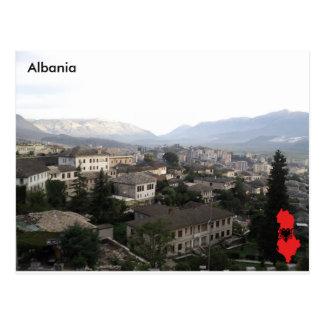Gjirokastër, Albania Postcard