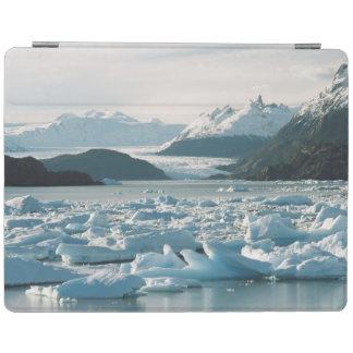 Glacial Icebergs iPad Cover