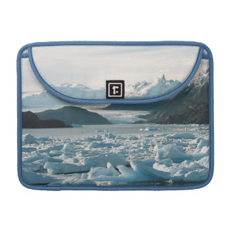 Glacial Icebergs Sleeve For MacBook Pro