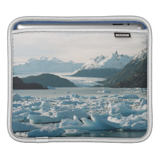 Glacial Icebergs Sleeves For iPads