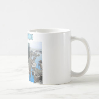 Glacial Minimum Coffee Mug
