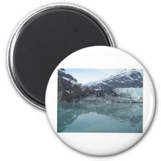 Glacial Reflections 3 Magnet
