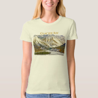 Glacier Bay 3 Ladies Organic T-Shirt (Fitted)