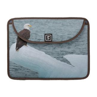 Glacier Bay National Park Bald Eagle MacBook Pro Sleeve