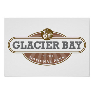 Glacier Bay National Park Posters