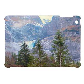Glacier between the rocks, Grindelwald iPad Mini Cases