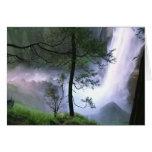 Glacier Falls Card