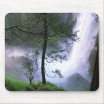 Glacier Falls Mouse Pad