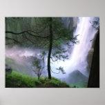 Glacier Falls Print