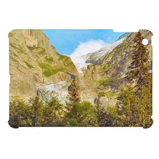 Glacier in summer, Grindelwald iPad Mini Case