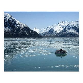 Glacier lifeboat photograph