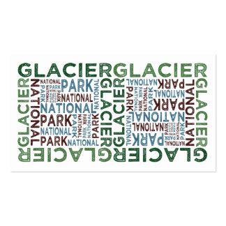 Glacier National Park Business Cards