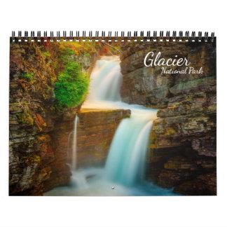 Glacier National Park Calendar