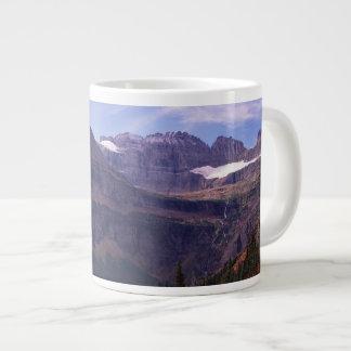 Glacier National Park Large Coffee Mug