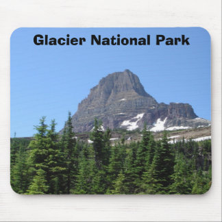 Glacier National Park Montana Mouse Pad