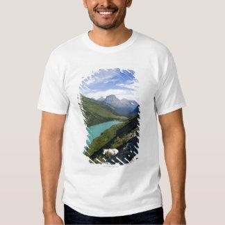 Glacier National Park, Montana Tee Shirts