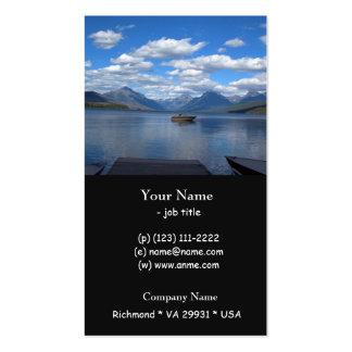 Glacier National Park photography Pack Of Standard Business Cards