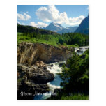 Glacier National Park Postcard